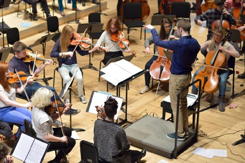 The youth orchestra are set to play in Edinburgh for the first time