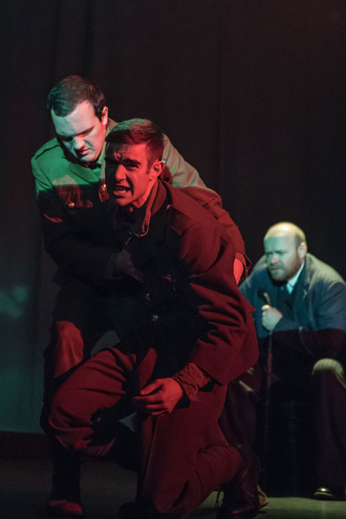 The play will be shown in Ireland, London and Belgium following the Edinburgh Fringe Festival