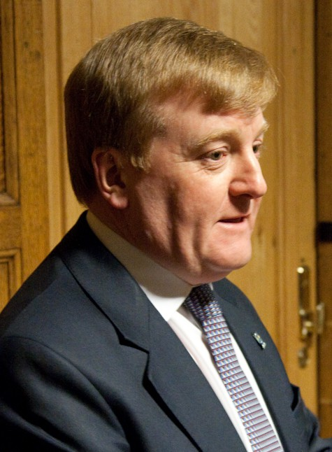 Charles Kennedy was found dead at his home earlier this month