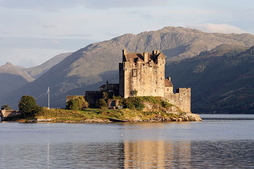 Eilean Donan castle has featured in several films (Picture: Guillaume Piolle)