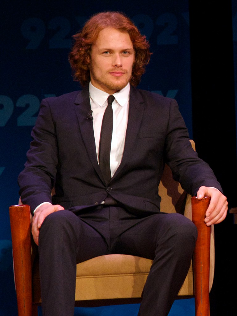 Heughan revealed his LA lifestyle (Source: Christine Ring - http://www.flickr.com/photos/92237067@N03/14832062015/)