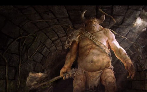 The game features trolls, dwarves and elves (Picture: InXile Entertainment)
