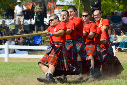 The group is responsible for organising the Highland Games (PIC: Jamie McCaffrey)