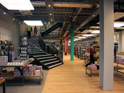 Paperchase already have a store on Glasgow's Buchanan Street