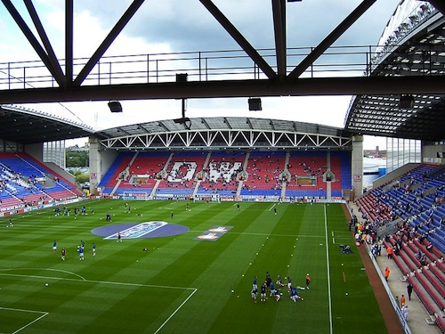 DW Stadium Terry Rbinsn