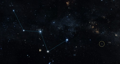 HD219134 in Cassiopeia