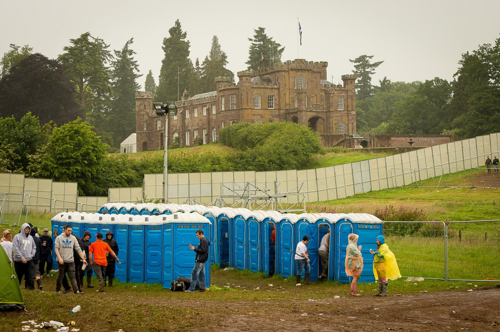 T in The Park, Day two, Strathallan Castle, 11th July 2015