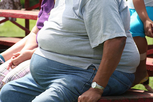 Special devices are used for individuals weighing up to 70 stone