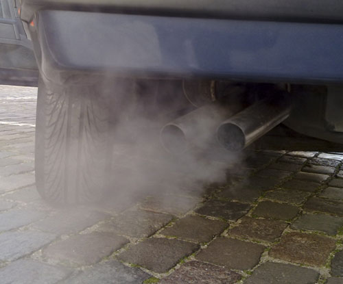 Air pollution can trigger heart attacks and cause chest infections
