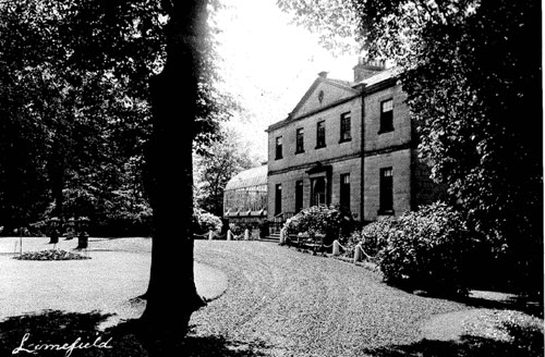 The house in the 1930s