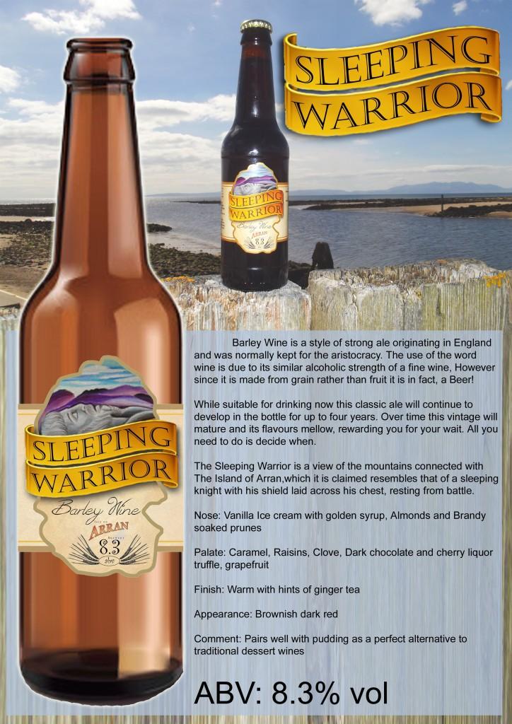 Sleeping Warrior Sell Sheet 0.3