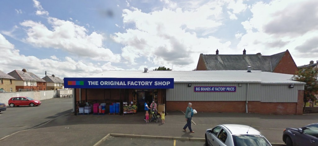 The store in Kelso