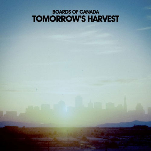 Rankin revealed he listens to Boards of Canada albums when writing