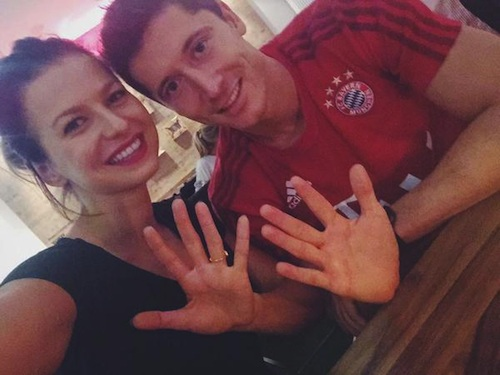 (Pic: Twitter @lewy_official)