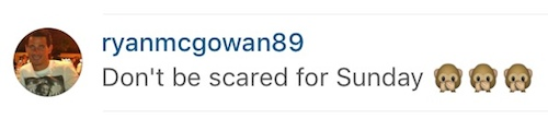 Ryan McGowan insta