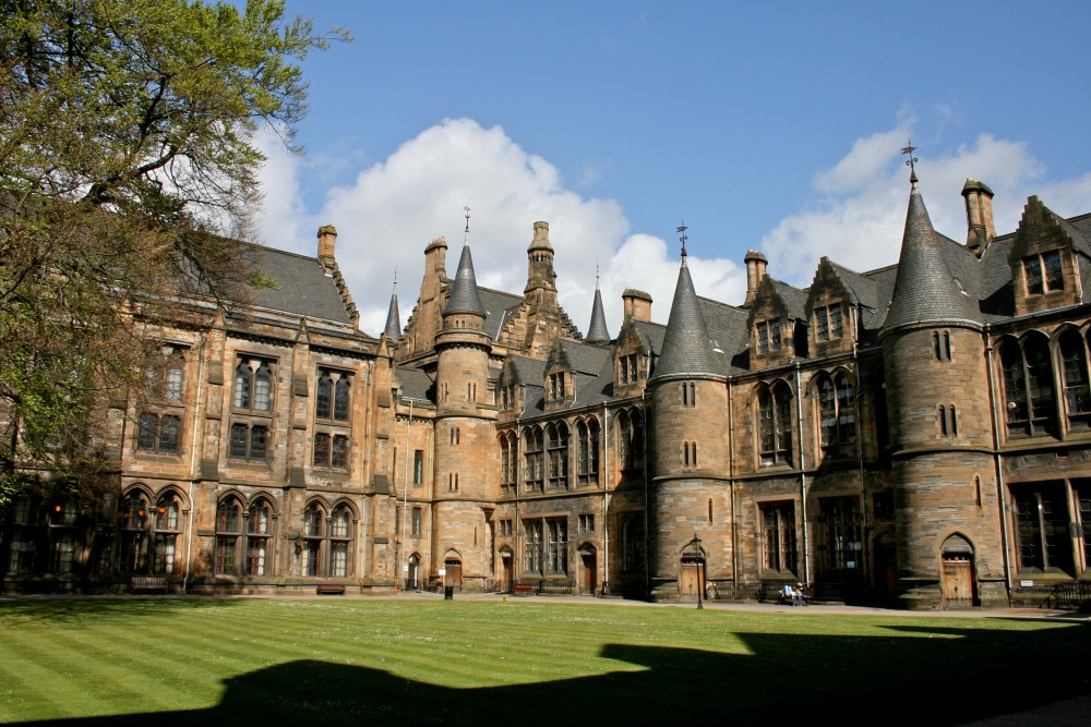 Glasgow University never fully introduced the system