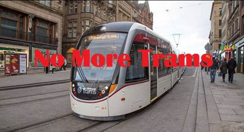 The plans for more trams have been met with controversy
