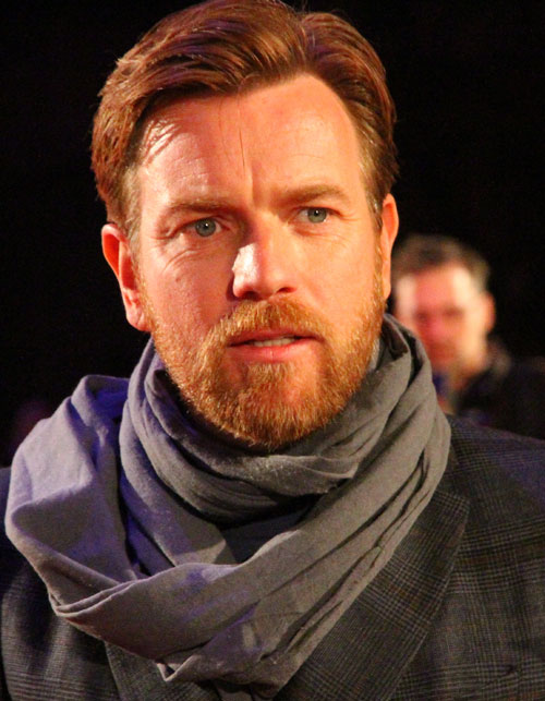 Ewan McGregor stars in the latest BT adverts