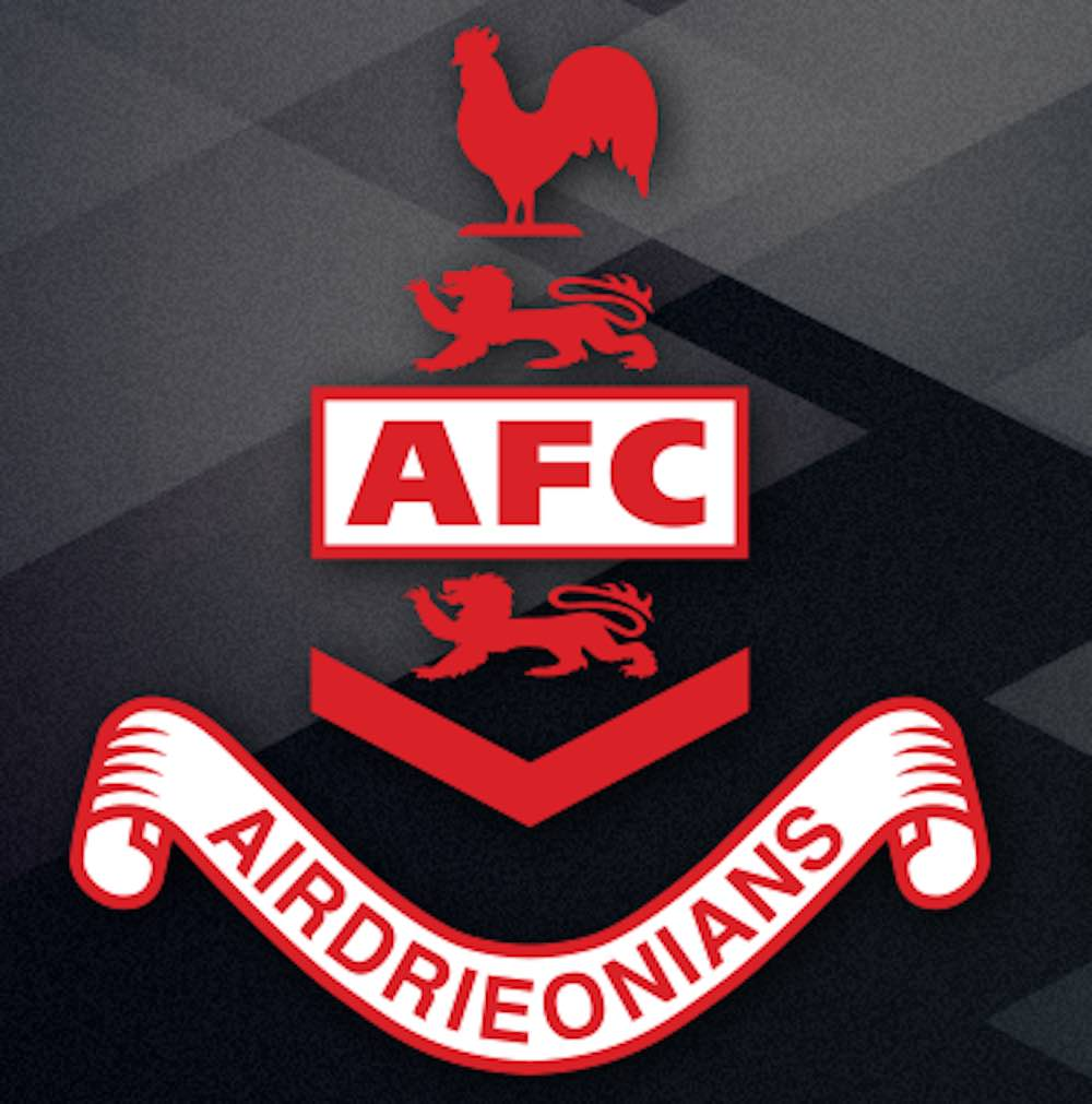 Airdrie Badge