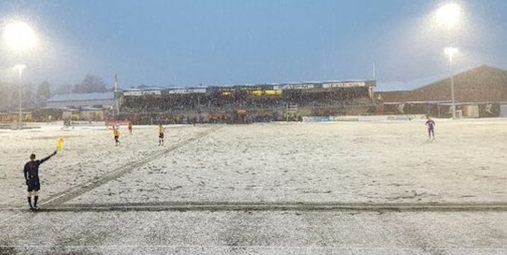 Alloa Morton Snow