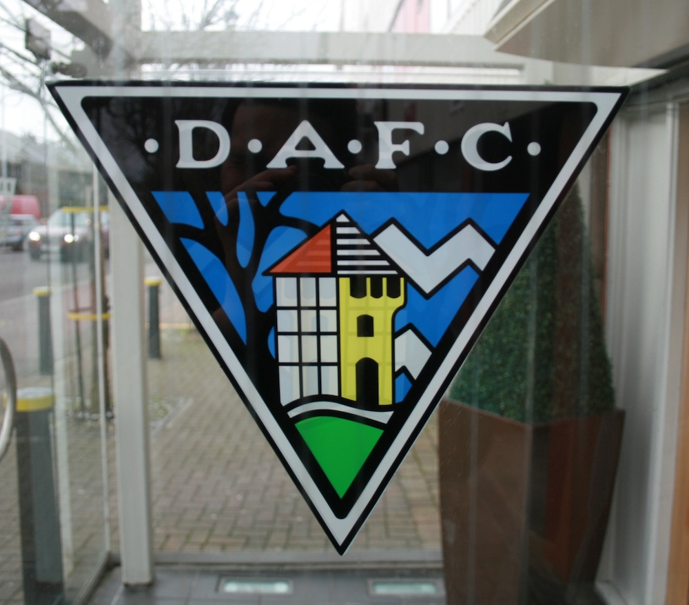 Dunfermline badge