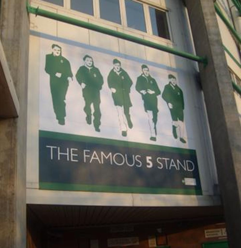 Famous Five Stand