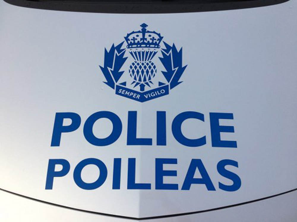 The board are overseeing new gaelic police branding