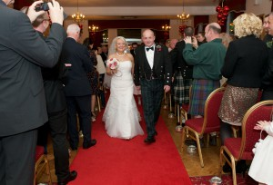 Heather and Steve 31st December 2015, West Park, Dundee.