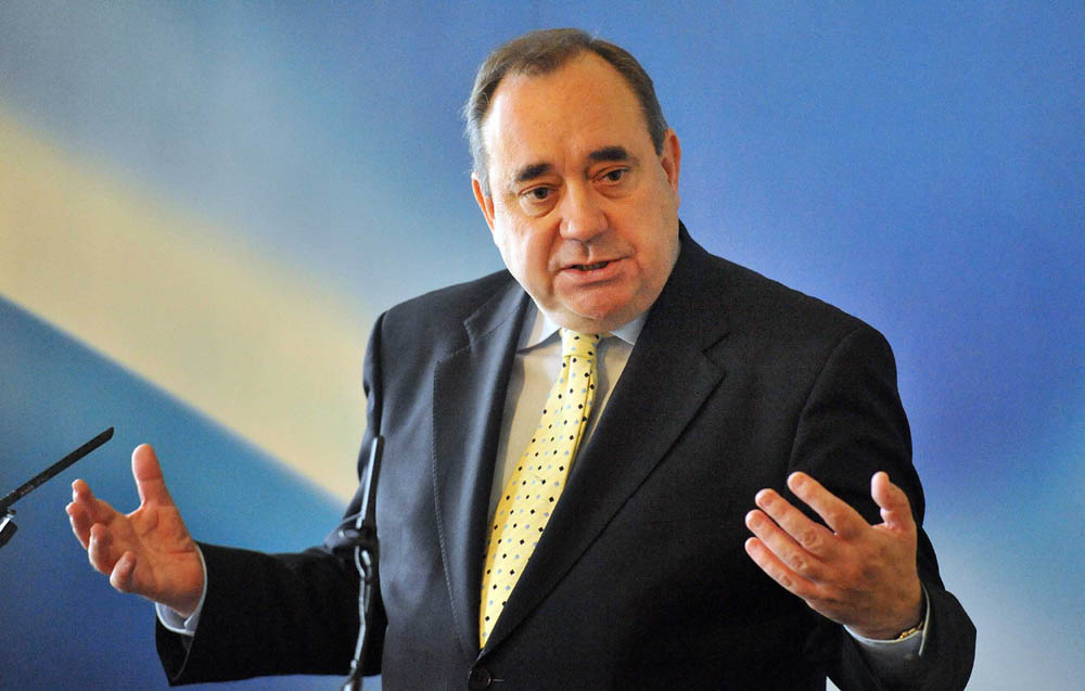 Bookies reckon Salmond would get the upper hand