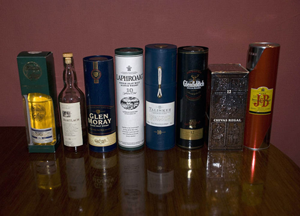 Water is the most celebrated ingredient in many whiskies