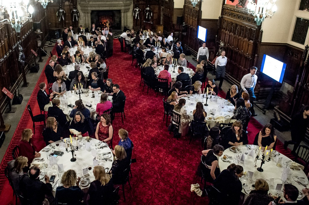 Investing Women, Ambition and Growth Conference, Dynamic Earth, Edinburgh, 7th March, 2016. Evening reception and dinner at Edinburgh Castle IN PIC.................  (c) Wullie Marr/DEADLINE NEWS For pic details, contact Wullie Marr........... 07989359845