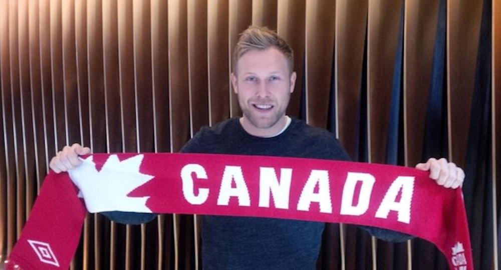 Scott Arfield Canada