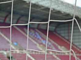 Shot of Tynecastle Park through the net | Hearts news