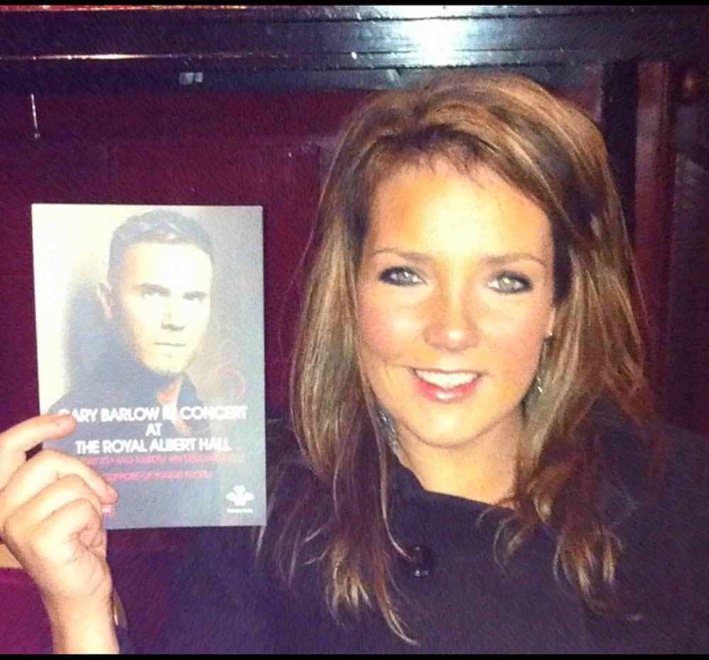 Gary Barlow Super-fan Urges Singer To Attend Birthday In