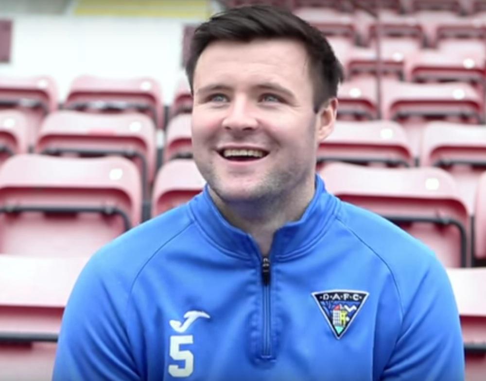 (Pic: Dunfermline Athletic Youtube)