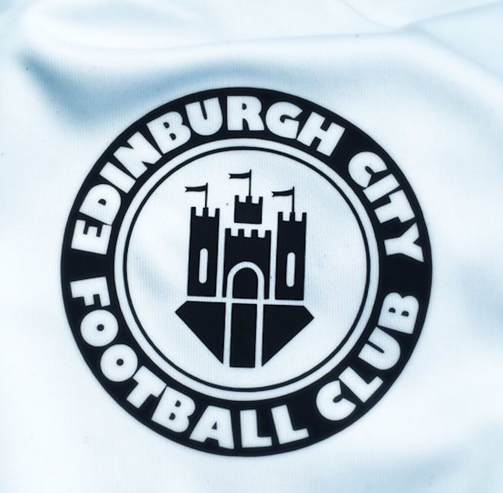 Edinburgh City badge