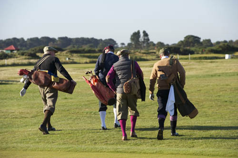 The sight of deals being made on the golf course could soon be rare
