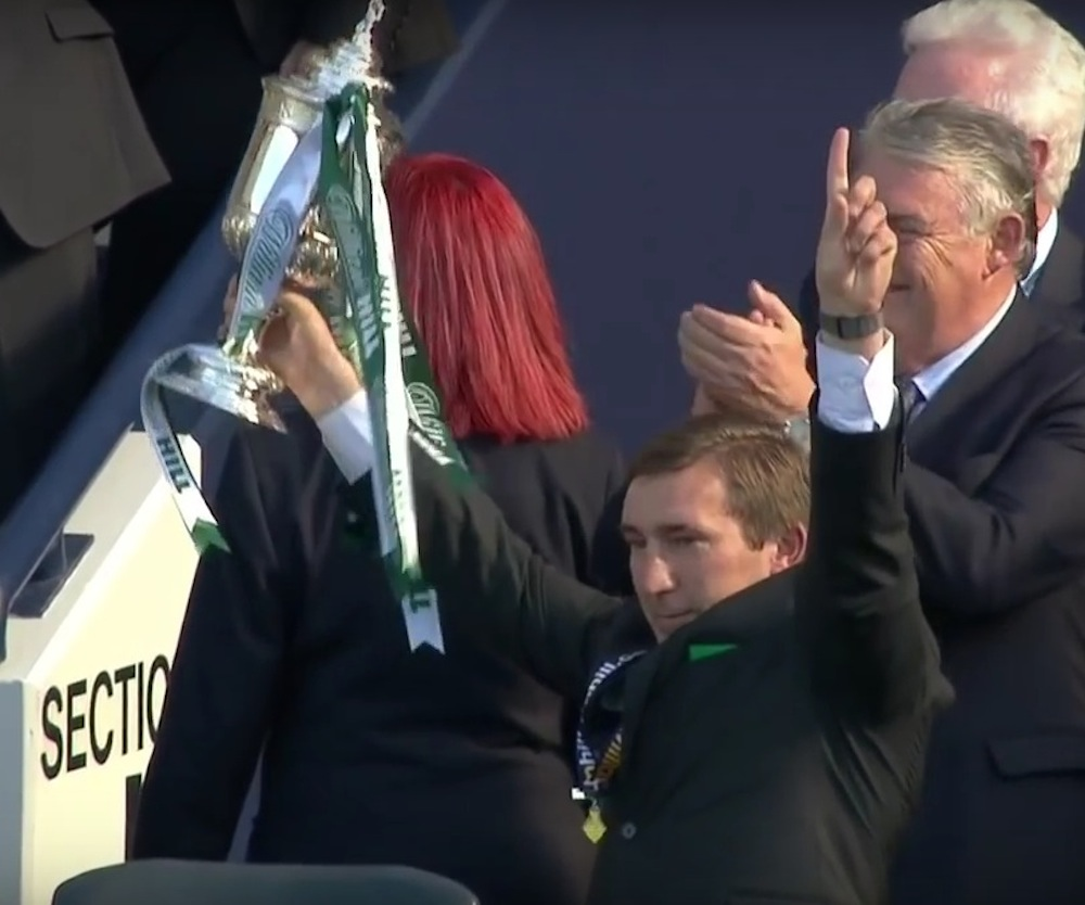 Alan Stubbs Scottish Cup