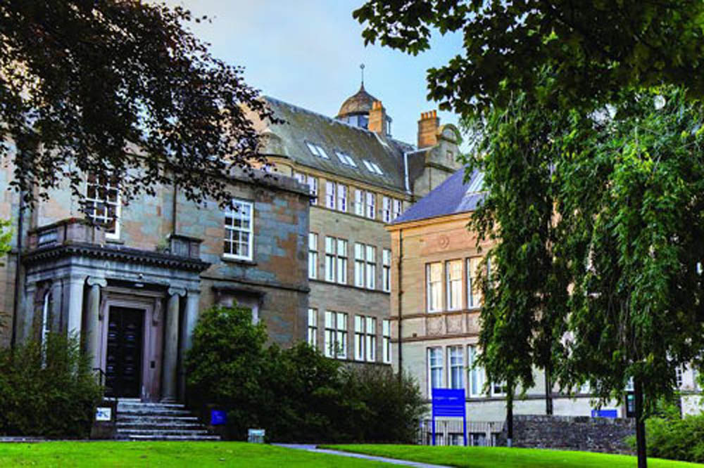 Prof Black now teaches at Dundee University