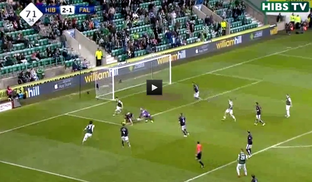 (Pic: Hibs TV)