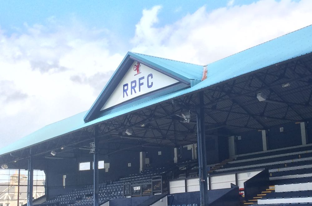 Raith Rovers Stadium