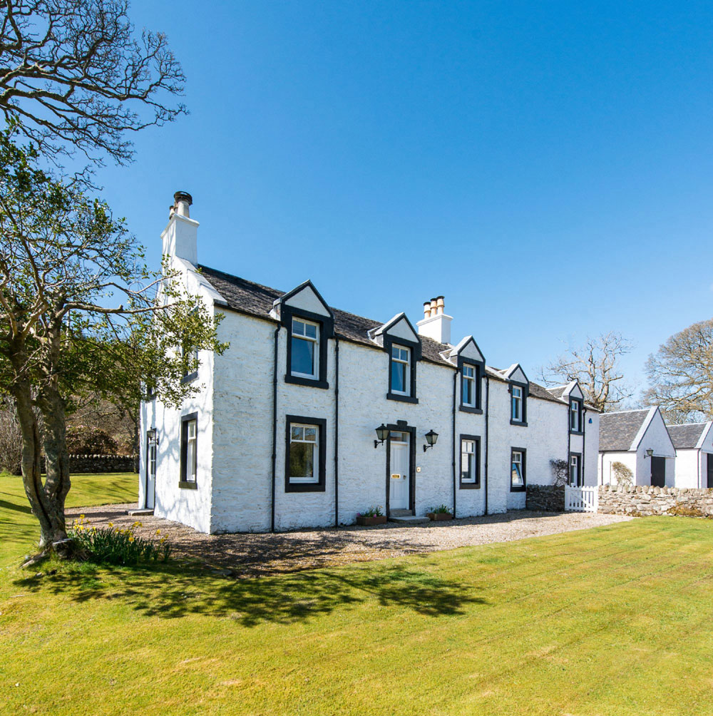 The farmhouse is on the market for £680,000