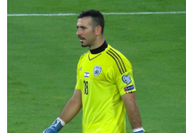 Ofir Marciano playing for Israel | Hibs news