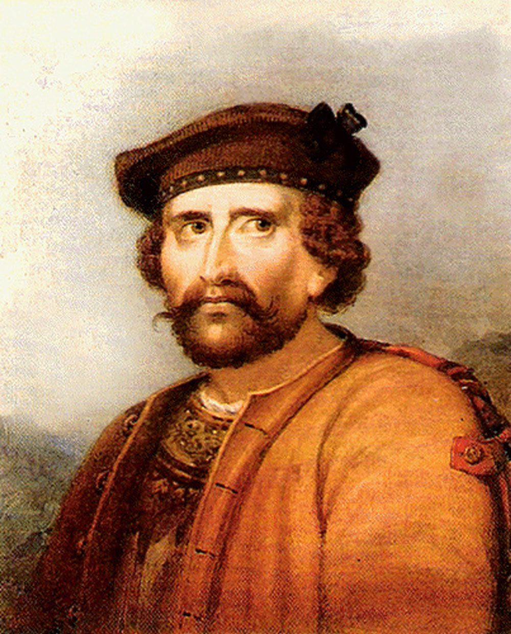 "Rob Roy is described as the ""Scottish Robin Hood"""