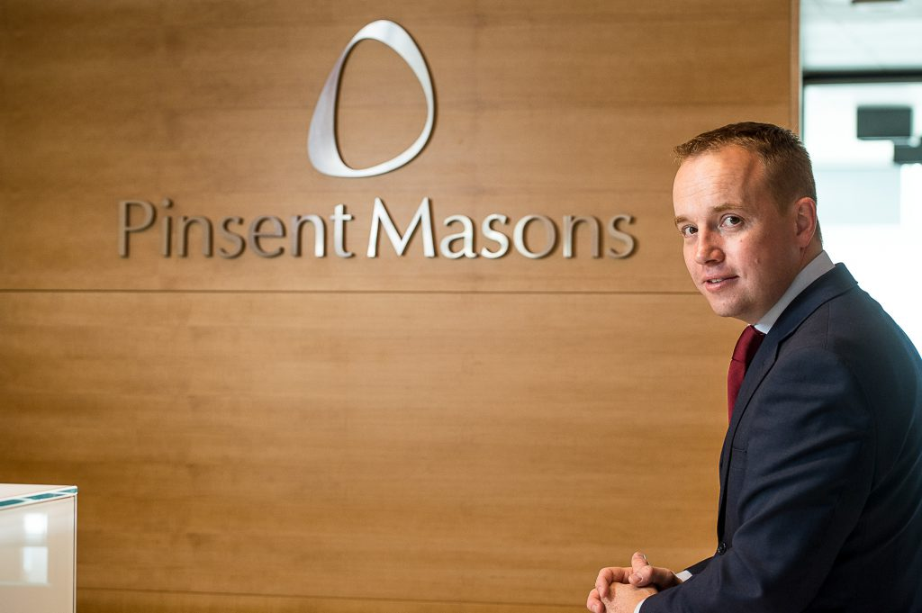 Andrew Henderons, Director Public Policy, Pinsent Masons 2