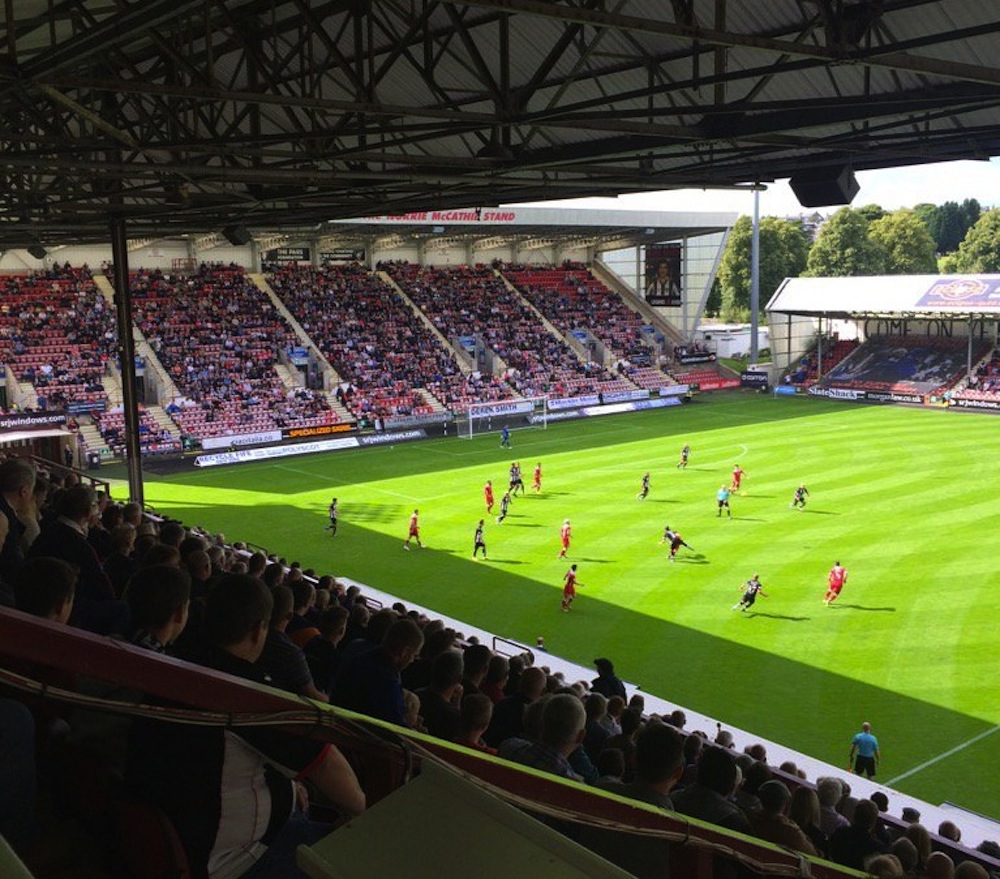Dunfermline-Queen of the South