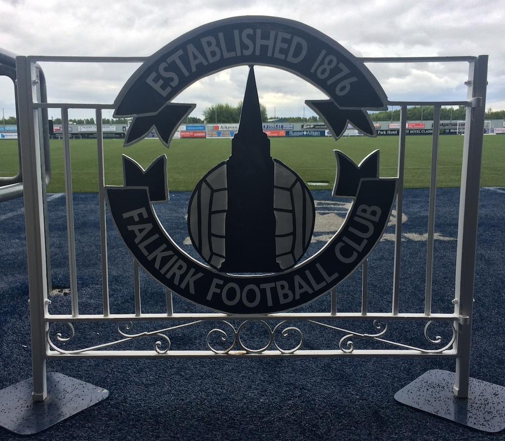 Falkirk fence