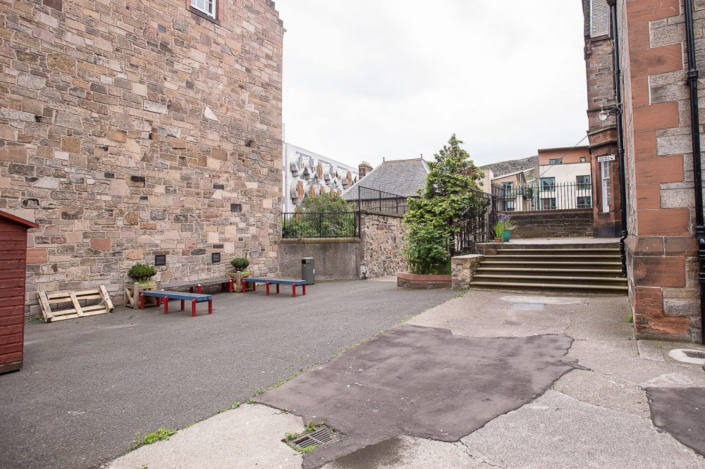 Royal Mile Primary School, Canongate, Edinburgh IN PIC................. (c) Wullie Marr/DEADLINE NEWS For pic details, contact Wullie Marr........... 07989359845