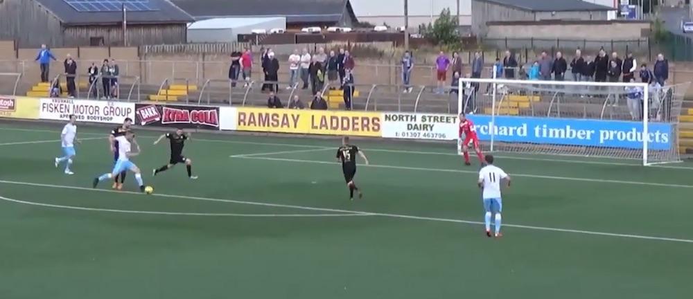 Josh Peters goal