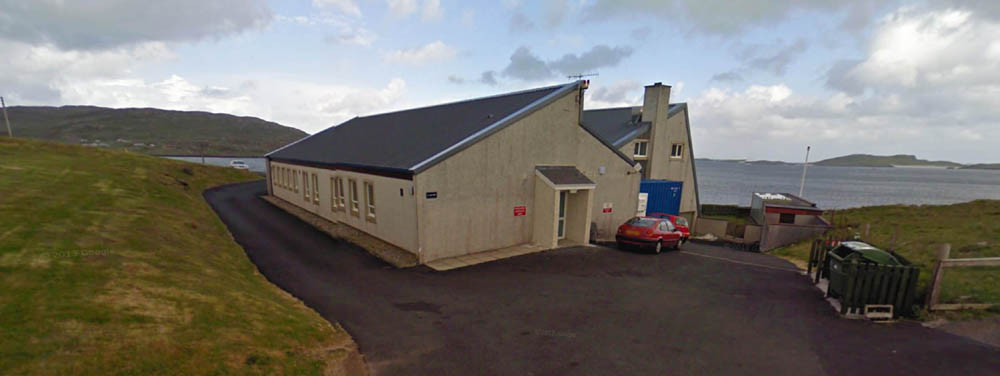 The hospital in Barra wasn't used to dealing with problems like Tracy's